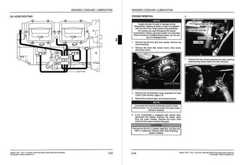 polaris 2011 600 rush snowmobile service manual