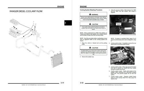 Polaris 2013 Ranger Crew Diesel Service Manual