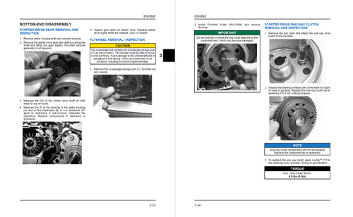 Polaris 2017 Phoenix 200 Service Manual