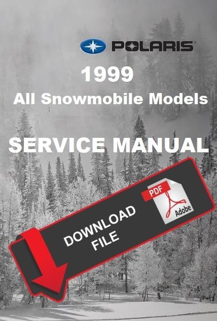 Polaris 1998 Indy 700 Rmk Snowmobiles Service Manual