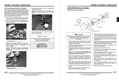 Polaris 2009 600 IQ Shift Snowmobiles Service ManualService Manual Warehouse