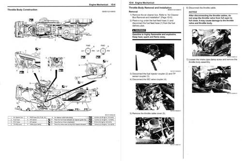 Suzuki 2014 King Quad 750 ATV Service Manual