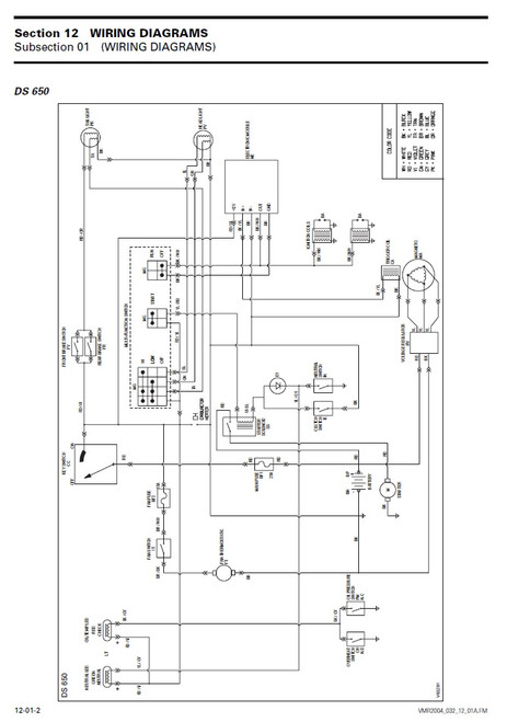 ds650 wiring diagram wiring diagrams folder DS Games