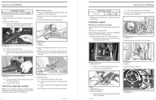 Sea-Doo 2018 GTS Service Manual