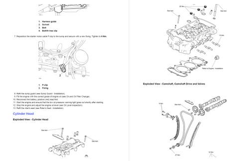 Triumph 2016 Tiger Explorer XR Service Manual
