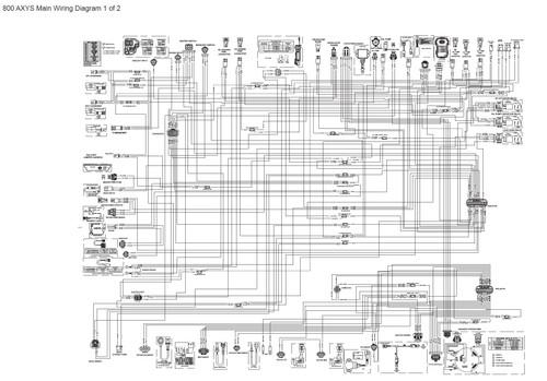 wiring diagram polaris indy 600 polaris 2019 indy 600 xc 129 service manual  polaris 2019 indy 600 xc 129 service manual