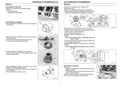 Kawasaki 2019 Concours 14 Service Manual