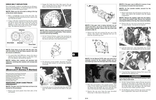 ispacegoa.com Arctic Cat 2008 F570 Service Manual Manuals ...