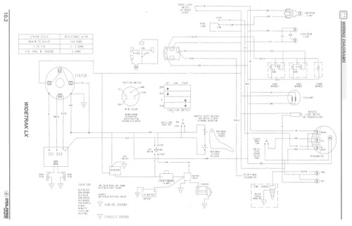 wiring diagram polaris indy 600 polaris 2002 indy 600 classic touring snowmobiles service manual  polaris 2002 indy 600 classic touring