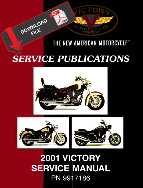Victory Motorcycle Service Manual Downloads Pdf