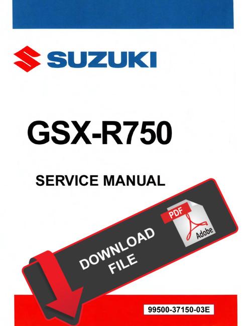Suzuki 2017 Gsx250r Service Manual