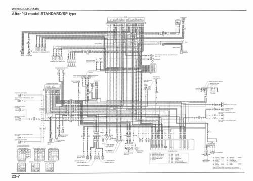Honda 2014 CBR1000RR Service Manual