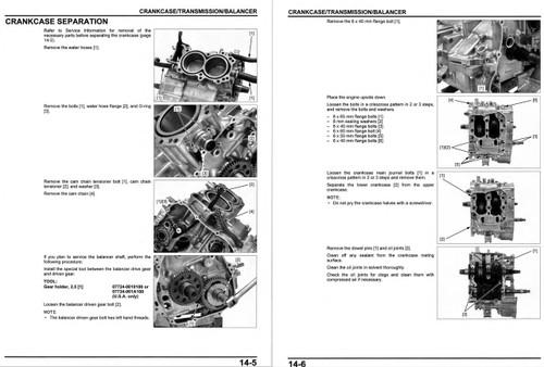 Honda 2016 Pioneer 1000 Service Manual