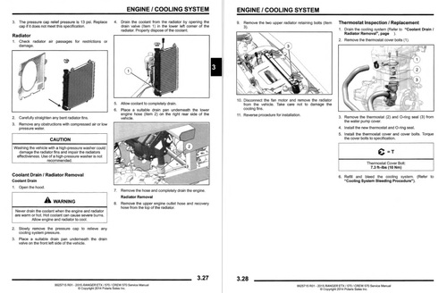 Polaris 2015 Ranger ETX Service Manual