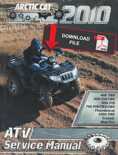 Automotive Other Motorcycle Manuals ispacegoa.com Arctic Cat 2011 ...