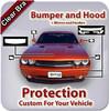 Bumper and Hood - Clear Bra