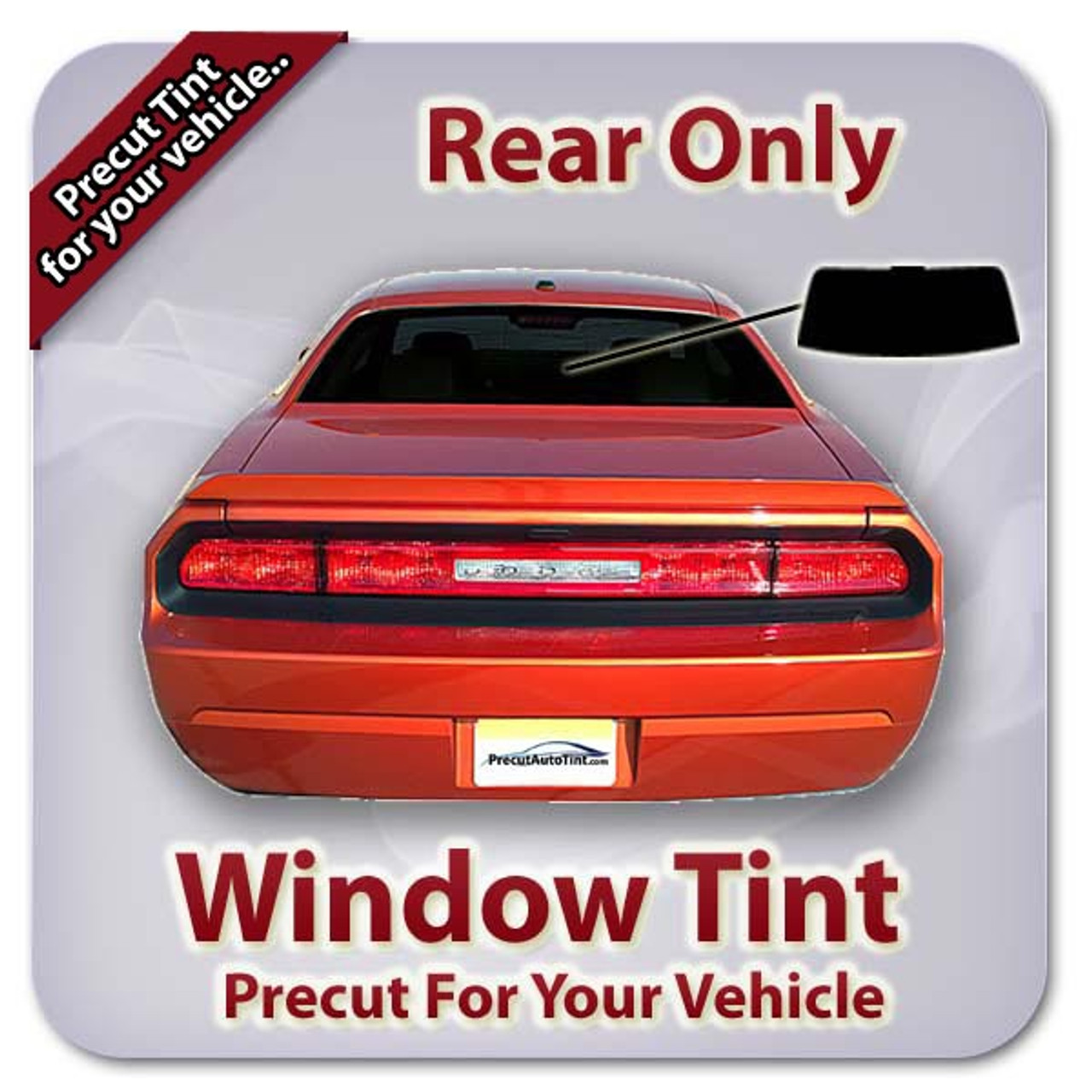 PreCut All Sides+Rear Window Film Any Tint Shade/% for Ford F150 Extended Cab 2015-19 Autotek Corp