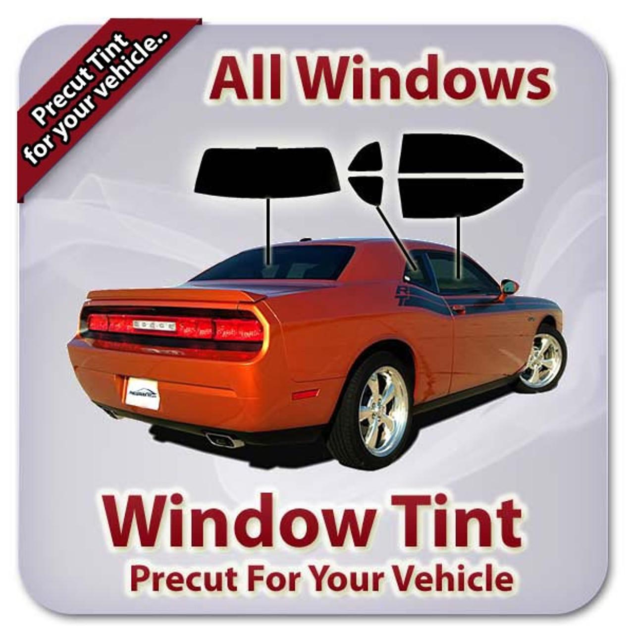 PreCut Film Front Two Door Windows Any Tint Shade /% for Hyundai Palisade 2020