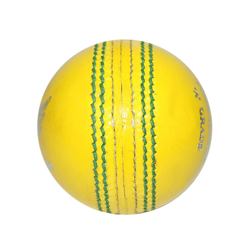 Dweller Championship Cricket Balls Yellow