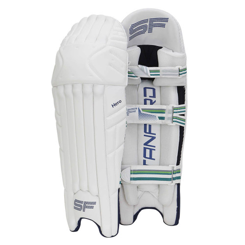 SF Hero Batting Leg Guards