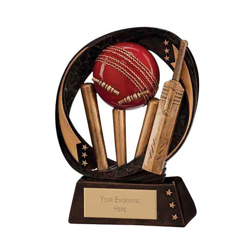 Typhoon Cricket Trophy
