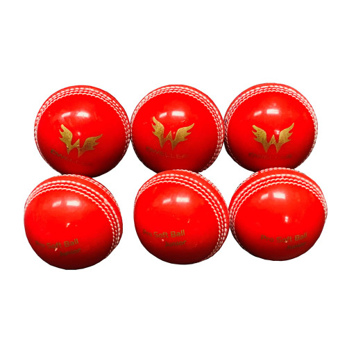 Dweller Pro Soft Junior Cricket Ball