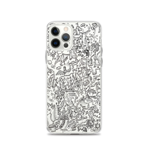Alpert Designs iPhone Case