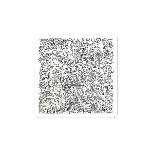 Alpert Designs Stickers