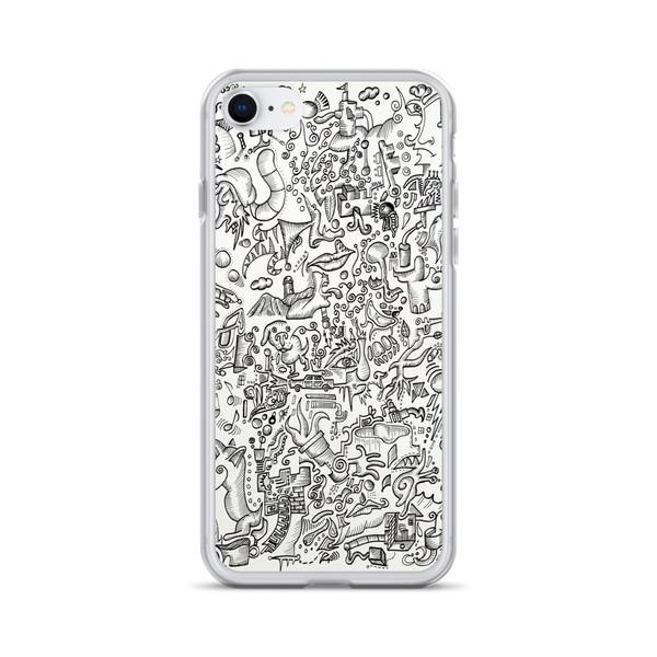Alpert Designs iPhone Case