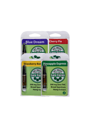 500mg 1 gram Prefilled Cartridge