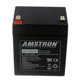 Amstron Replacement Backup Battery for APC RBC46 (AP-1250F2)