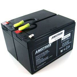Amstron Replacement Backup Battery for APC RBC5