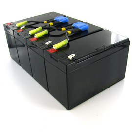 Amstron Replacement Backup Battery for APC RBC8 - High Capacity