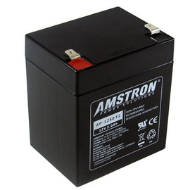 Amstron 12V 6AH AP-1250F2 Sealed Lead Acid Battery