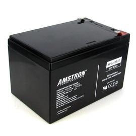 Amstron 12V 12Ah Sealed Lead Acid Battery w/ F2 Terminal