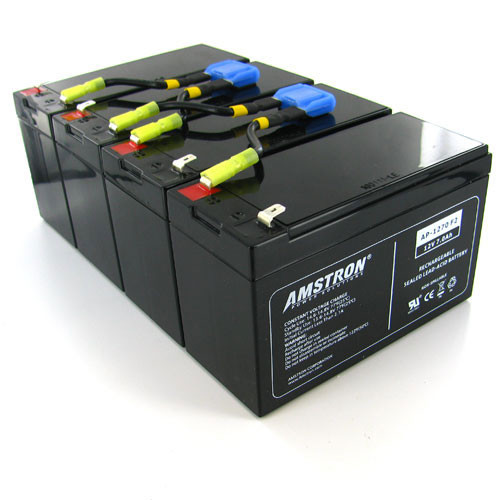 Amstron Replacement Backup Battery for APC RBC8