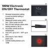 Exo Terra 300w Electronic On/Off Thermostat, PT2457