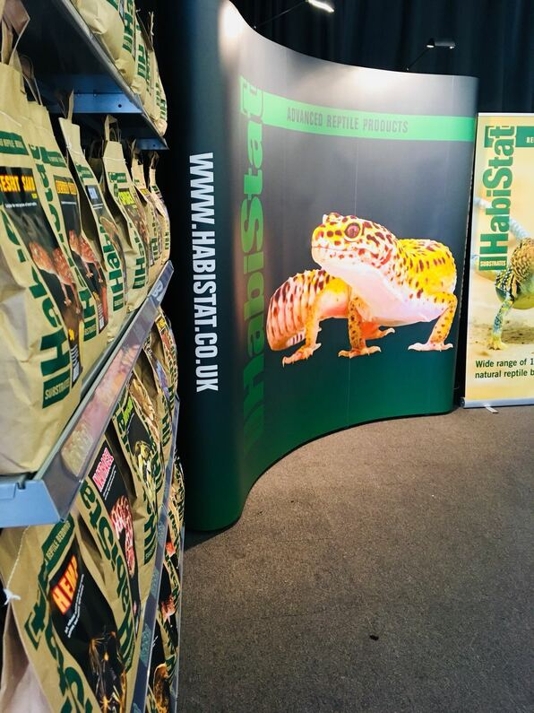 Habistat preview their brand new range of reptile substrates