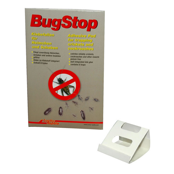 Lucky Reptile BugStop Cricket Trap (6-pack), BS-1
