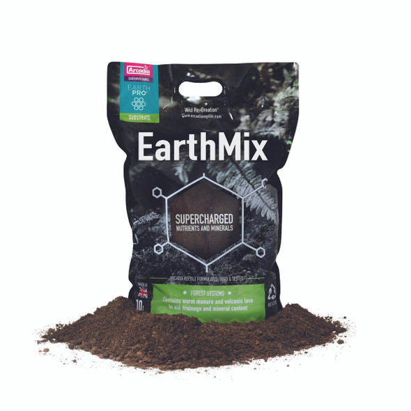 Arcadia Earth Mix Substrate 10L