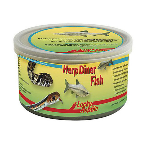 Lucky Reptile Herp Diner Fish Blend, 35g, HDC-71
