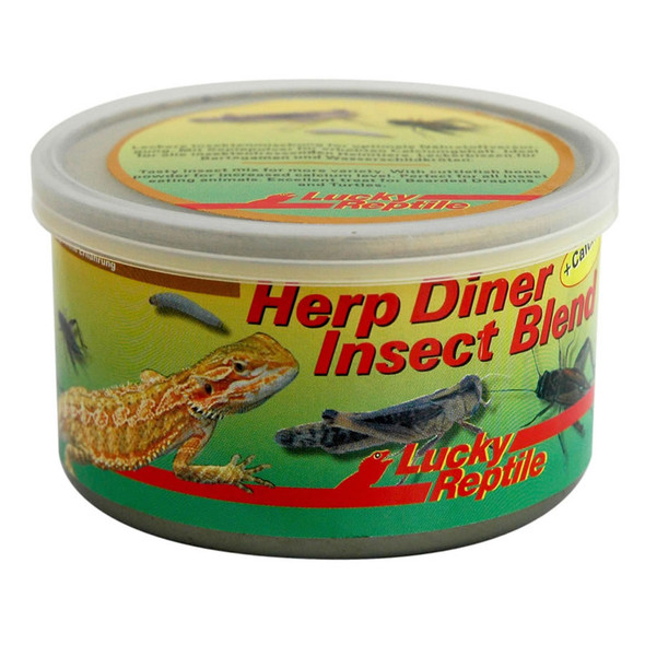 Lucky Reptile Herp Diner Insect Blend, HDC-01