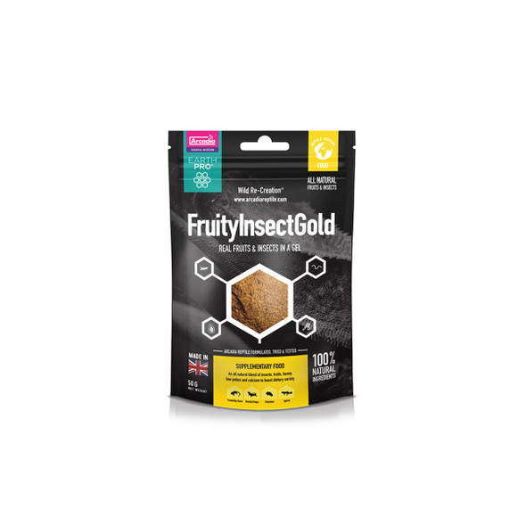 Arcadia EarthPro FruityInsect Gold (50g)