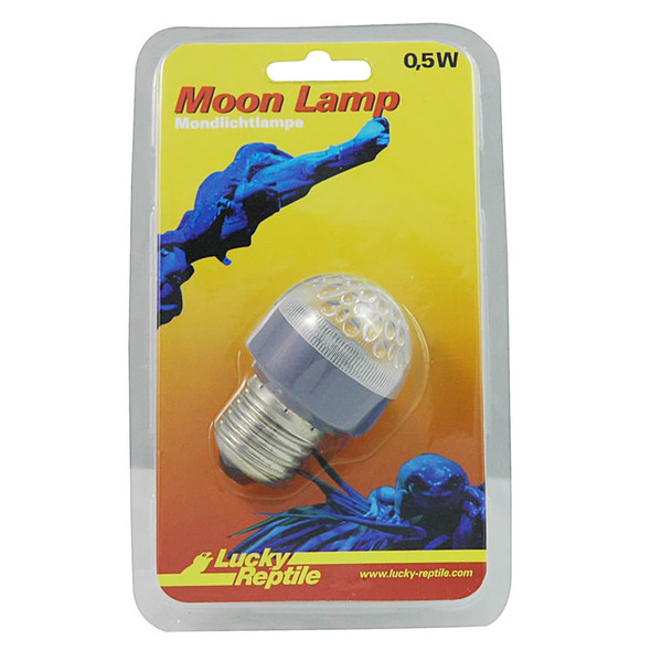 Lucky Reptile Moon Lamp LED ES fitting, ML-1