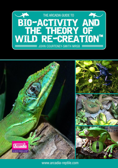 Arcadia Guide to Bio-Activity and the Theory of Wild Re-Creation