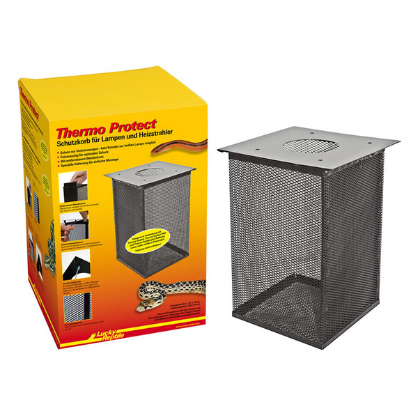 Lucky Reptile Thermo Protect Lamp Cage Small, TPS-1