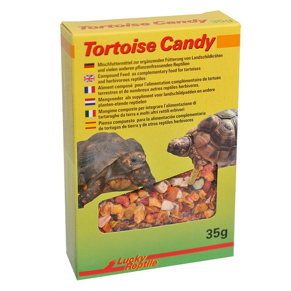 Lucky Reptile Tortoise Candy 35g TOC-35