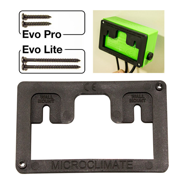 Microclimate Mounting Bracket (for Evo Stats)