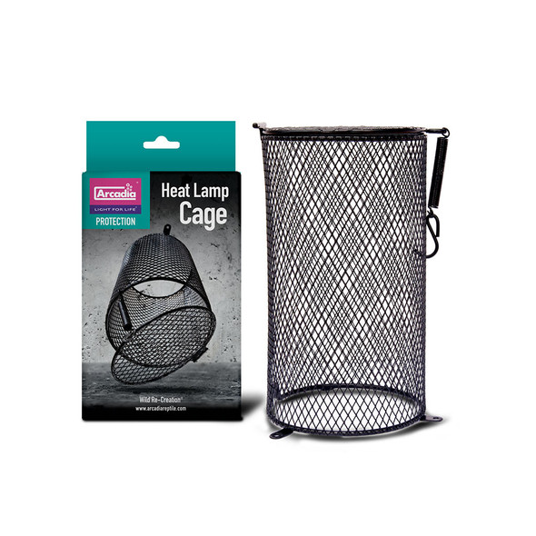 Arcadia Reptile Heat Lamp Safety Cage