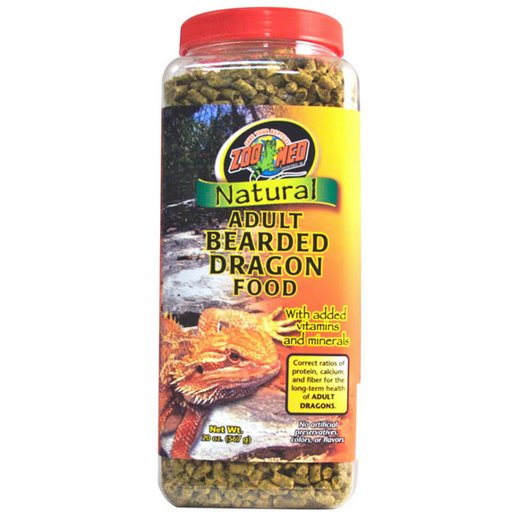 Zoo Med Adult Bearded Dragon Food 567g, ZM-77